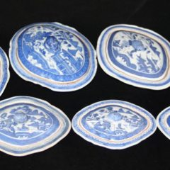 DISHES-VEGETABLE-COVERED (Oval)